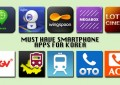 Must Have Smartphone Apps for Living in Korea