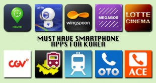 Must Have Smart Phone Apps for Korea