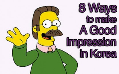 8 Ways to Make a Good Impression in Korea