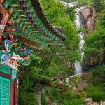 Bulam Falls Gyeongsu Temple
