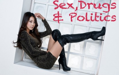 Sex, Drugs and Politics: Bad Conversation Topics in Korea