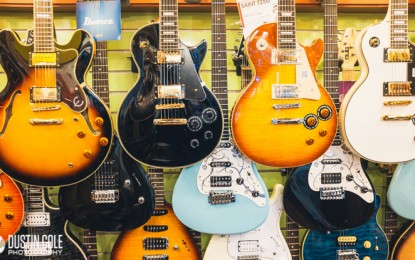 Where to Buy Musical Instruments in Seoul – Nagwon Music Mall