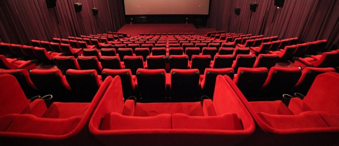 ... Check Out The More Exclusive Sweetbox Seats That Feature A Double Sofa  Colored Conveniently In Red. Typically Located In The Last Row Of The  Theater, ...
