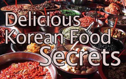 The Secrets to Korean Food Deliciousness [Korean Condiments]