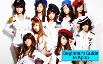 A Beginner's Guide to Kpop