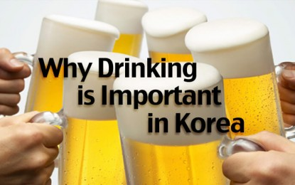 Drinking Culture in South Korea and Why it's Important