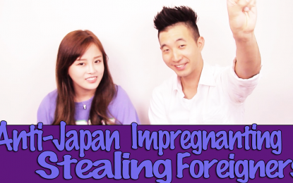 Korea Q&A: Anti-Japan Impregnating, Stealing Foreigners
