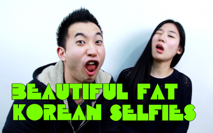 Korea Q&A: Beautiful Fat Korean Selfies