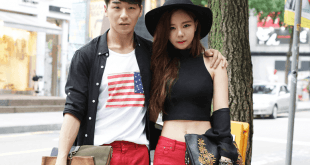 Korean Street Fashion Photography via lefas.co.kr