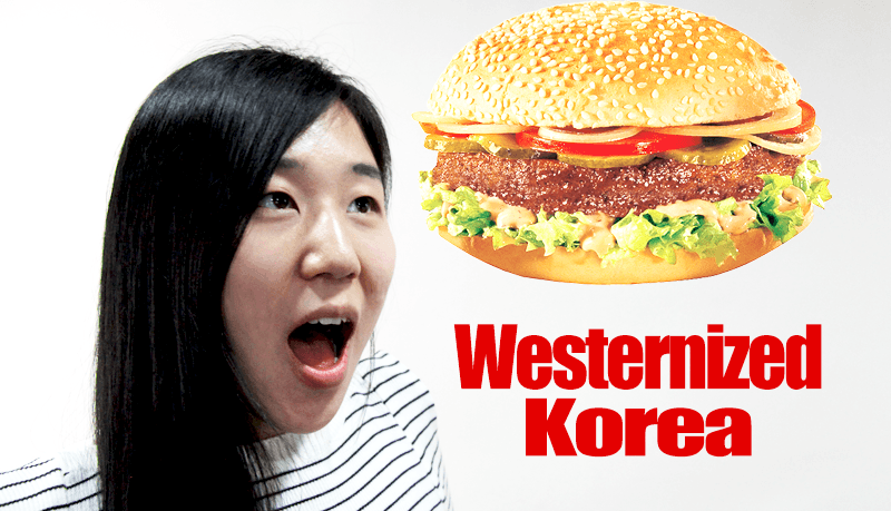 How Westernized is Korea