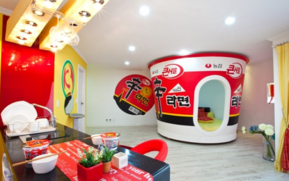 37 Pictures of Wacky Theme Love Hotels & Getaways in Korea