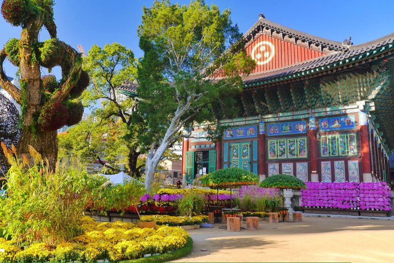 Jogyesa Temple (via travel oriented)
