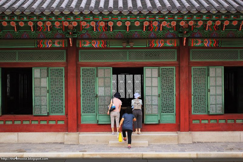 Changdeokgung Palace (via Richard Lee)