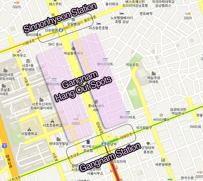 Updated 6 Seoul Subway Shortcuts to Tourist Attractions Seoulistic – Seoul Tourist Attractions Map