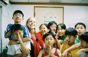 Want to Work in Korea, But Korean Not Perfect? Teaching