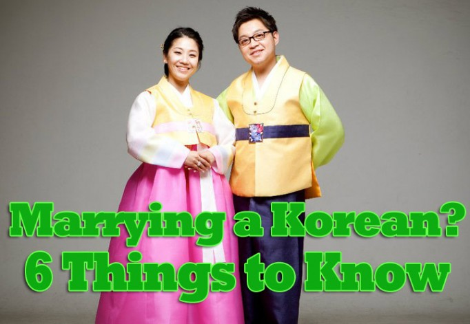 Things to know when dating a korean girl