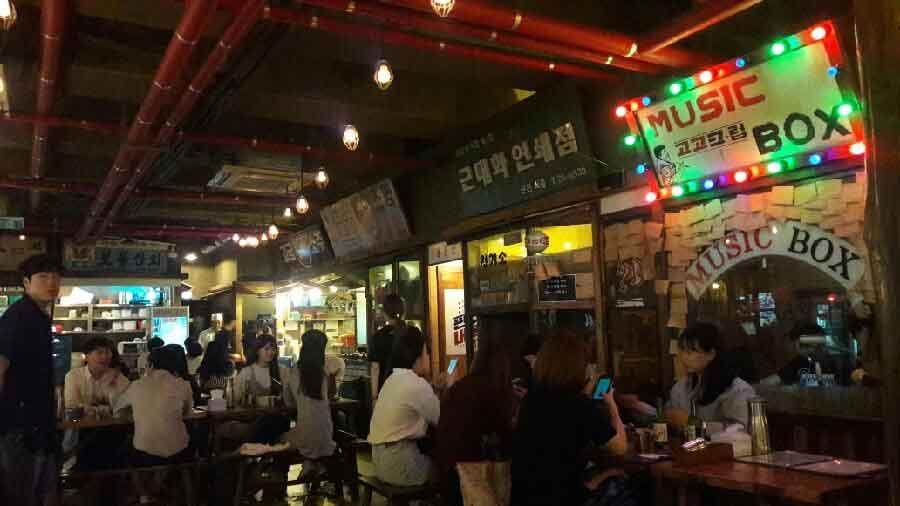 the-best-bars-in-seoul---samgeori-pocha---best-bars-in-hongdae